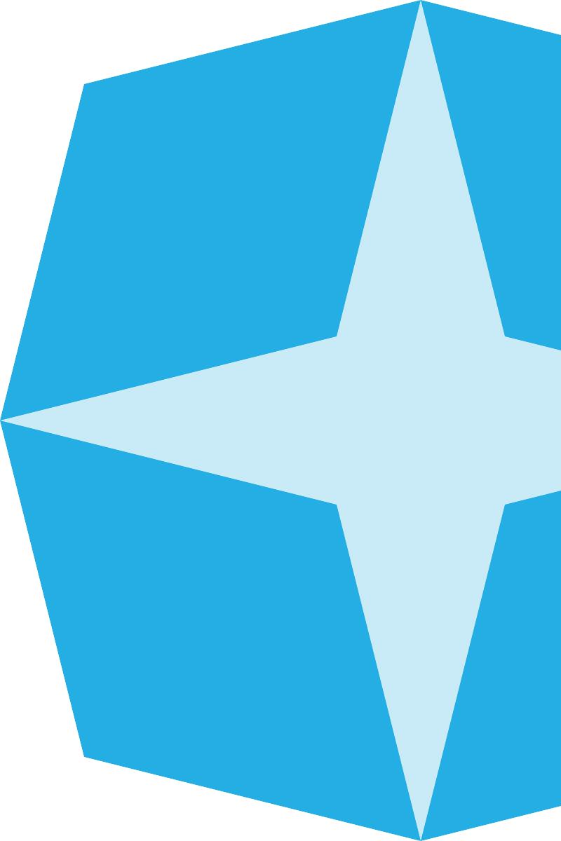 Geometric Pattern: Diamond Star: Light / Red Wolf