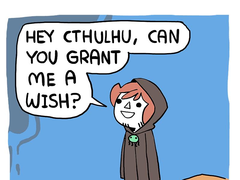 Death Wish / Owlturd Comix