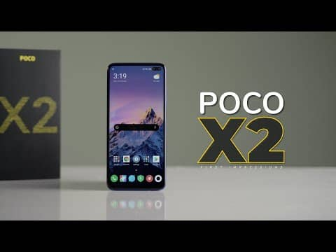 Poco X2 features and price