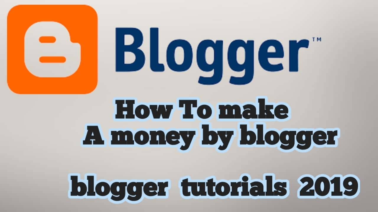 How to start blogging by blogger
