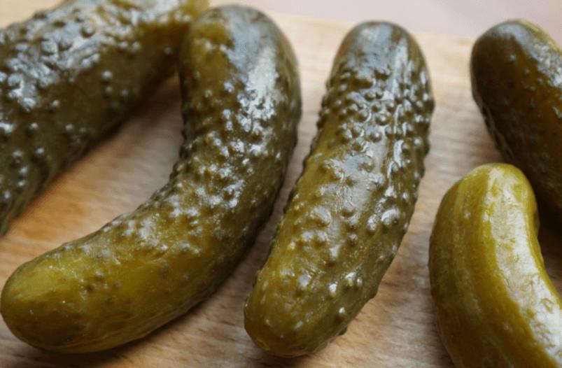 Pickled Cucumber ₱20
