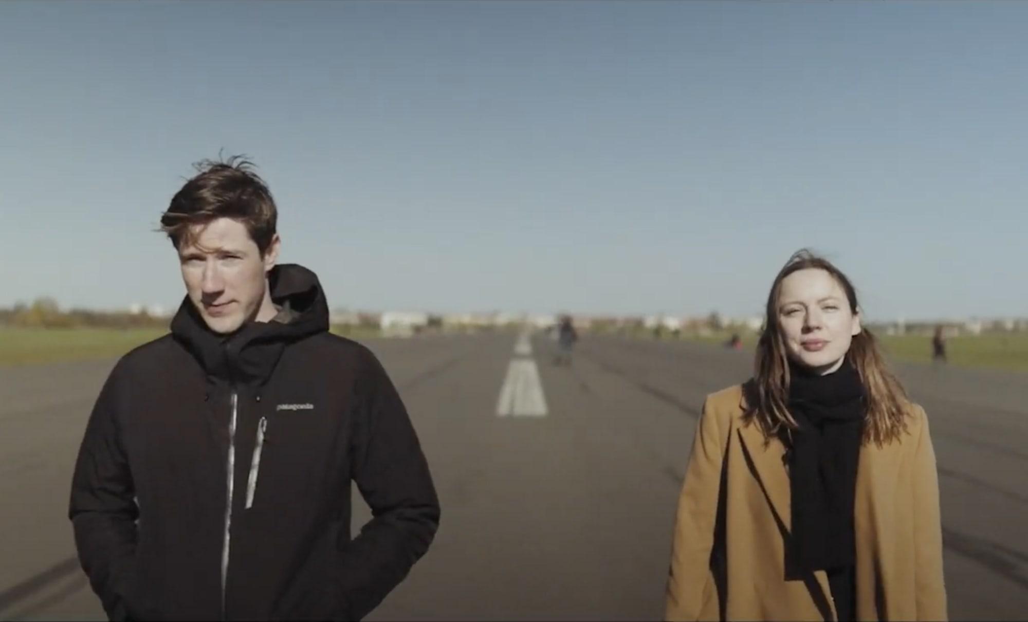 Take a walk with Sam Vance-Law