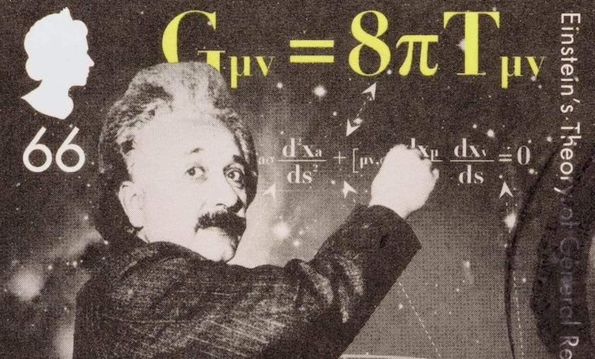 How Einstein Reconciled Religion to Science