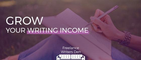 The Freelance Writers Den