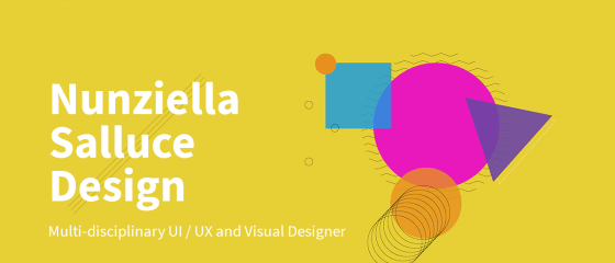 Nunziella Salluce Design Website