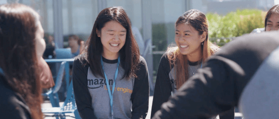 Amazon Internships | Amazon Future Engineer Pathway