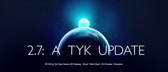 Tyk API Gateway and API Management