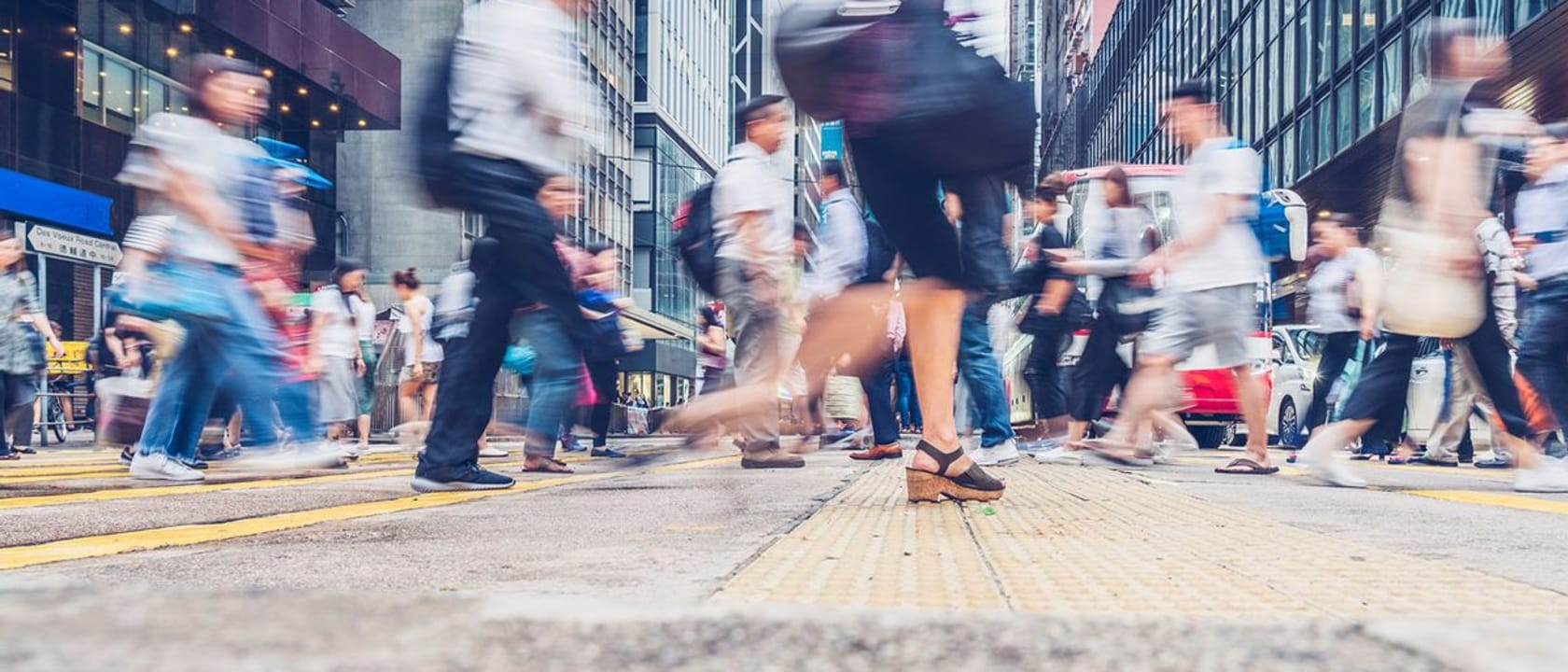 """Why is walking so good for the brain? Blame on the """"spontaneous fluctuations"""""""
