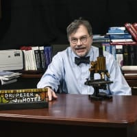 Prof Peter Hotez MD PhD