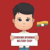 Chan Myae | Save Myanmar 🇲🇲