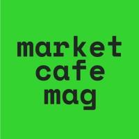 Market Cafe Mag - Dataviz zine