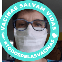 Lucia Freitas -Fully Vaccinated \o/
