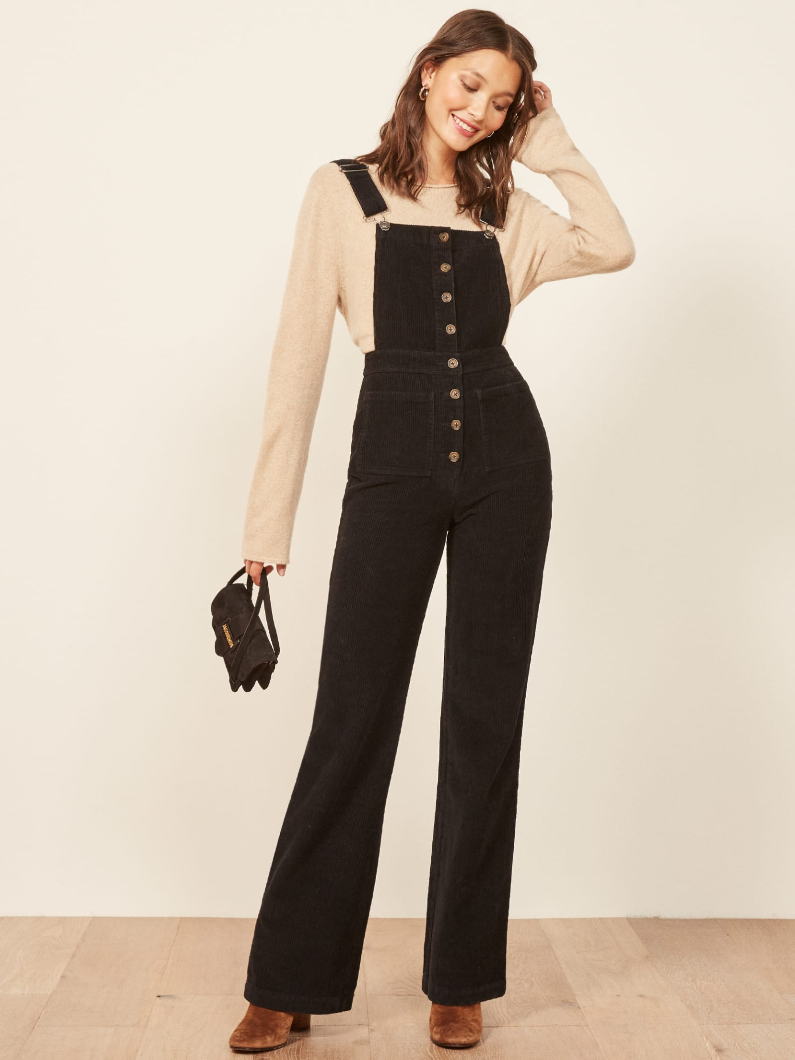 29ef48ce5482 Cassidy Overall - Reformation