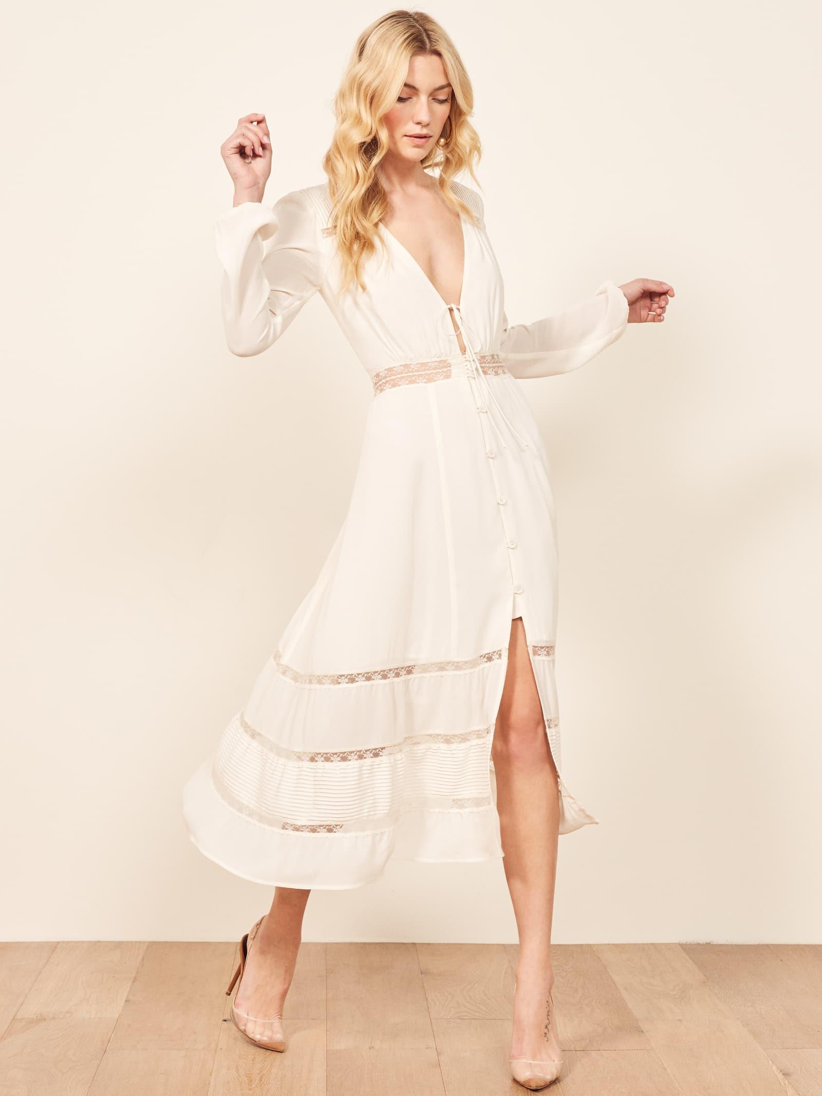 Imogen Lace Dress