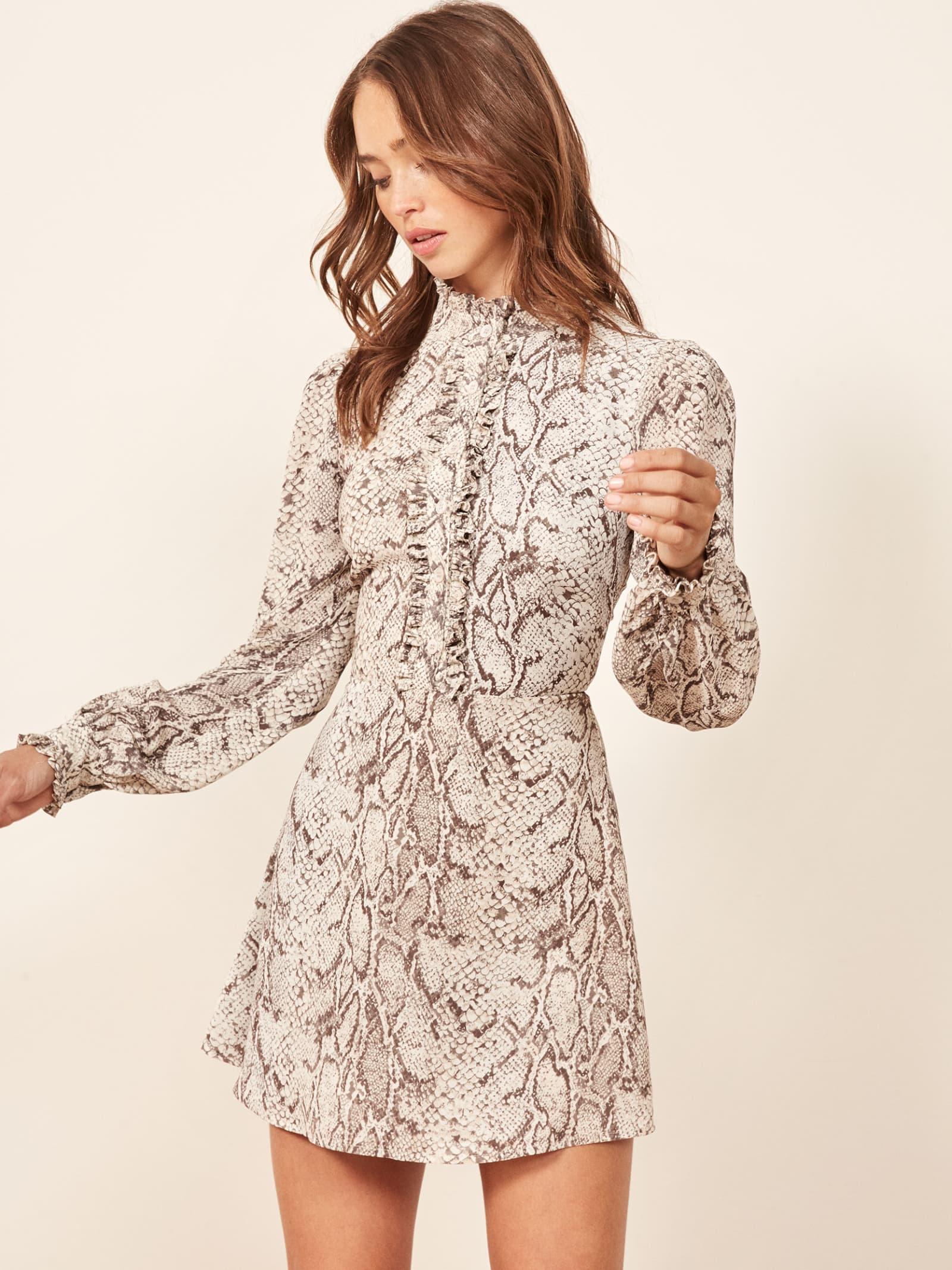 9943ba0637e Mathilda Dress - Reformation