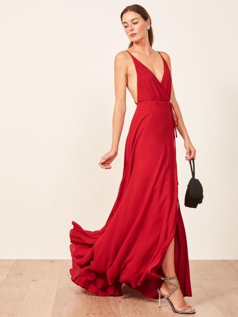 e0119a46984a71 Callalily Dress - Reformation