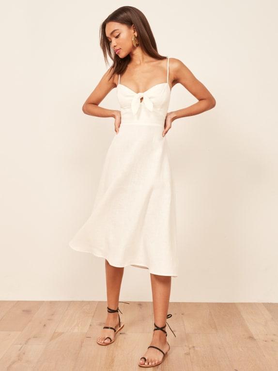 d2cfcca49da Clara Dress - Reformation