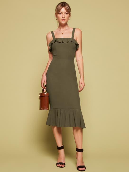 55cba9bc74 Frida Dress - Reformation