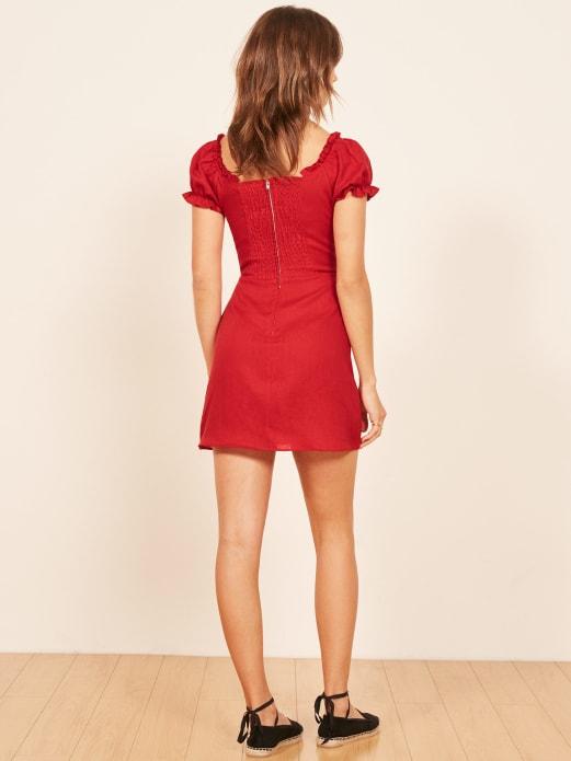 8da633fbe2b Klara Dress - Reformation