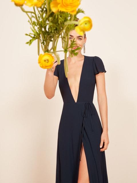 b0da7e341f6 Rosey Dress - Reformation