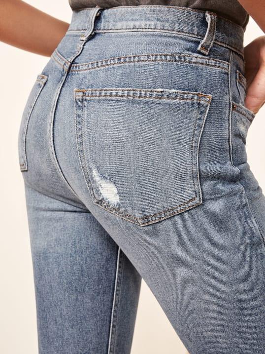 609548958d5bcc Serena High Skinny Jean - Reformation
