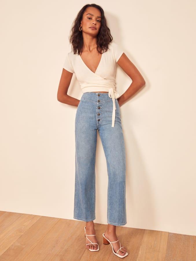 686f52b68d8ccc Denim - Shop Women's Jeans and Denim - Reformation