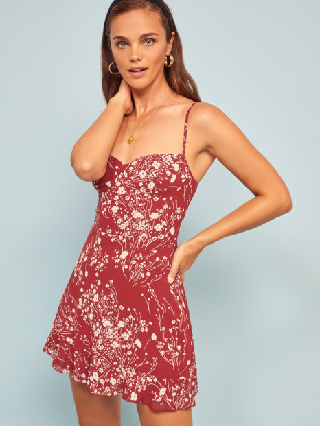ae3aab2a02 Shop Reformation - Dresses - Shop Reformation Dresses - Reformation