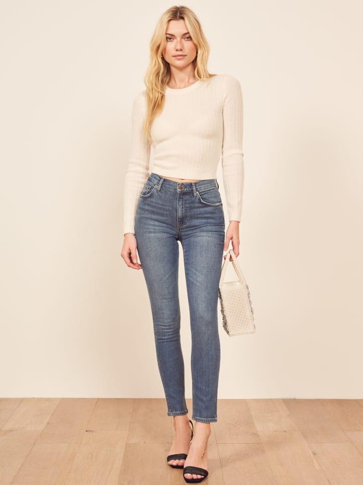 c2bc97ff726 Denim - Shop Women s Jeans and Denim - Reformation