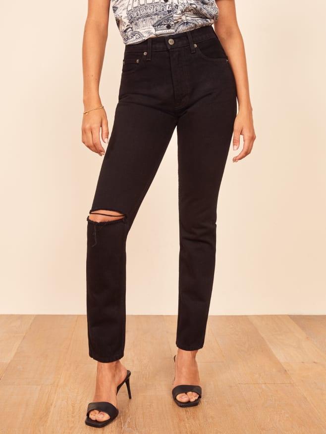 42b5dce1f97 Denim - Shop Women s Jeans and Denim - Reformation
