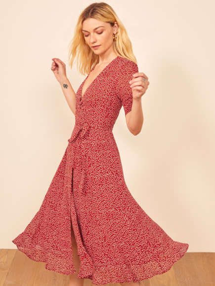 d8674d92518f53 Shop Reformation - Dresses - Shop Reformation Dresses - Reformation