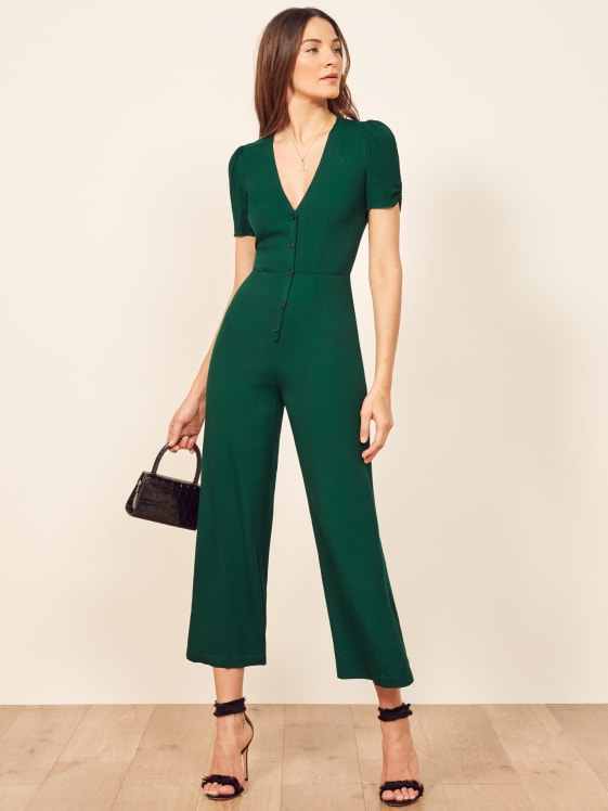 3ea40dbb343d France Jumpsuit - Reformation
