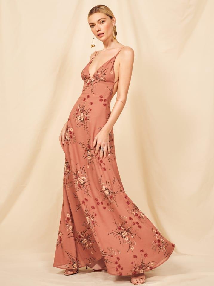 f160dd52cb Modena Dress - Reformation