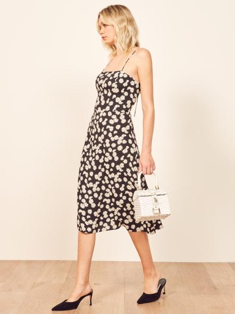 e442cf092bc Peach Dress - Reformation