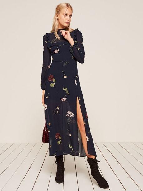 bddef3f80a2 Gillian Dress - Reformation