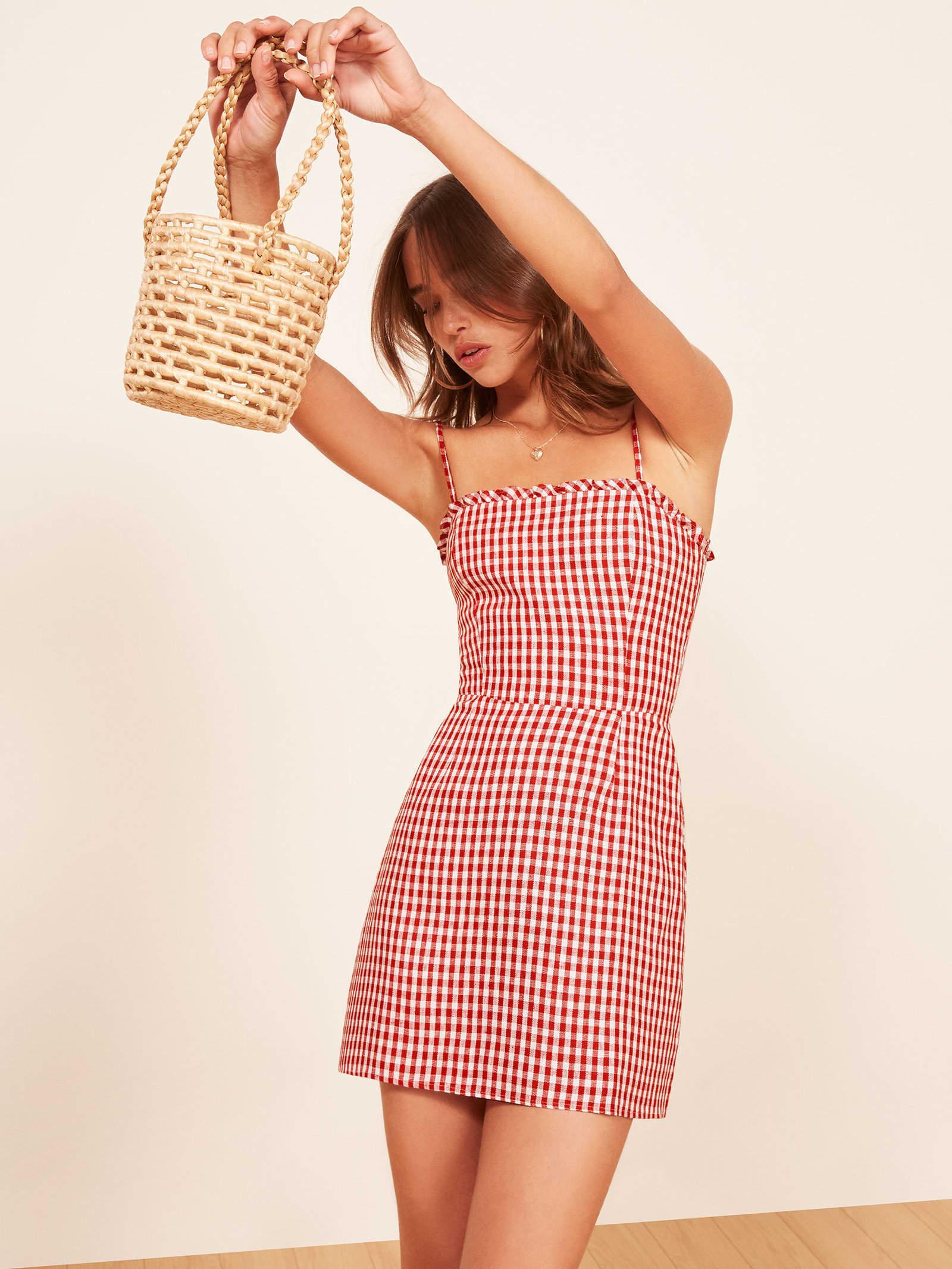 e21d62a3438 Petites Ava Dress - Reformation
