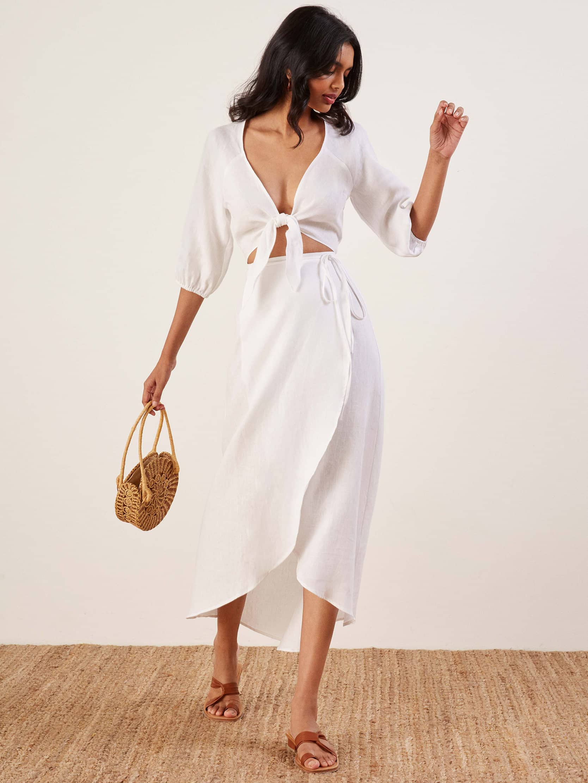 e71fad6e976 Crete Dress - Reformation