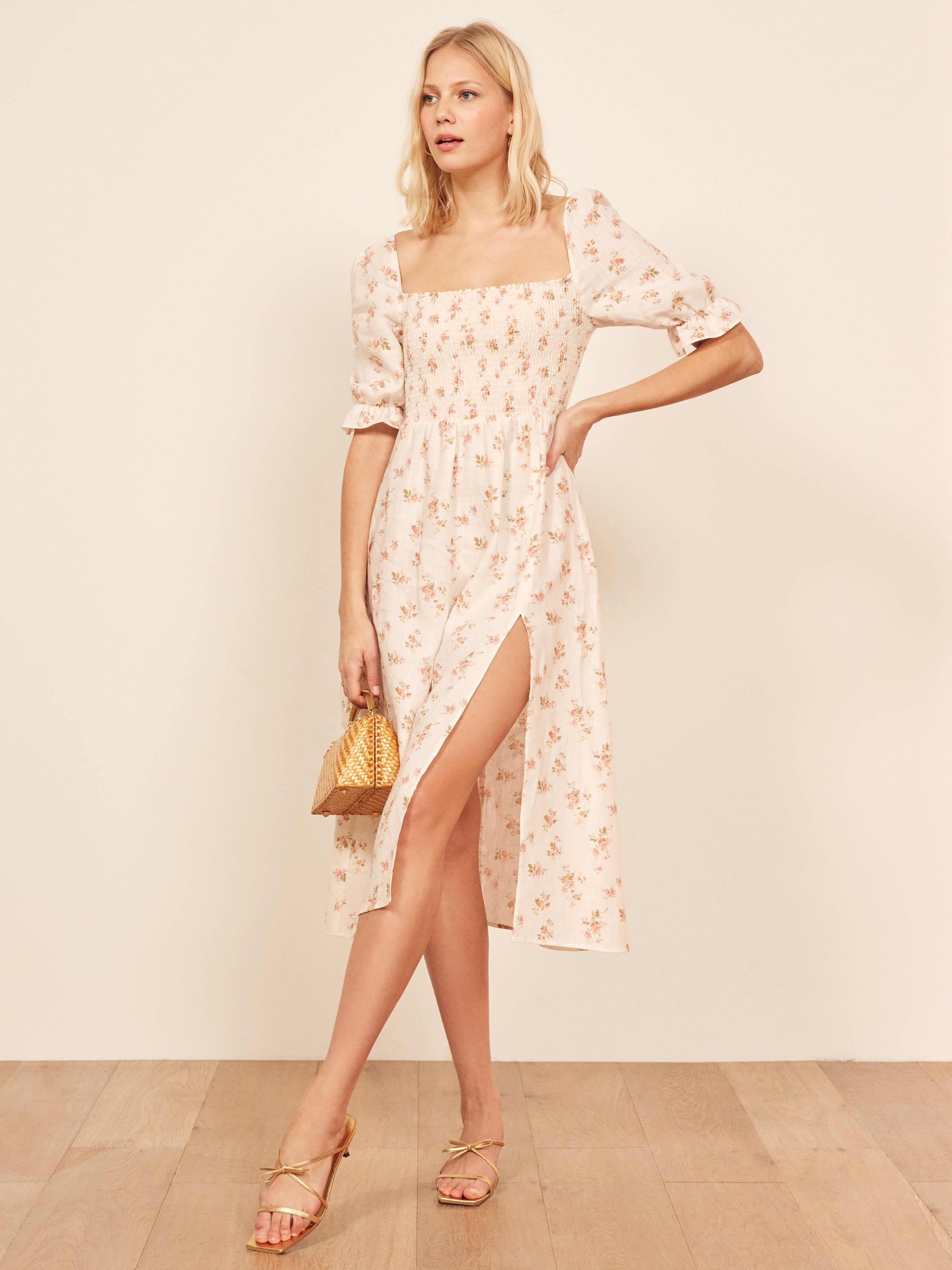 e82a356662e Marabella Dress - Reformation