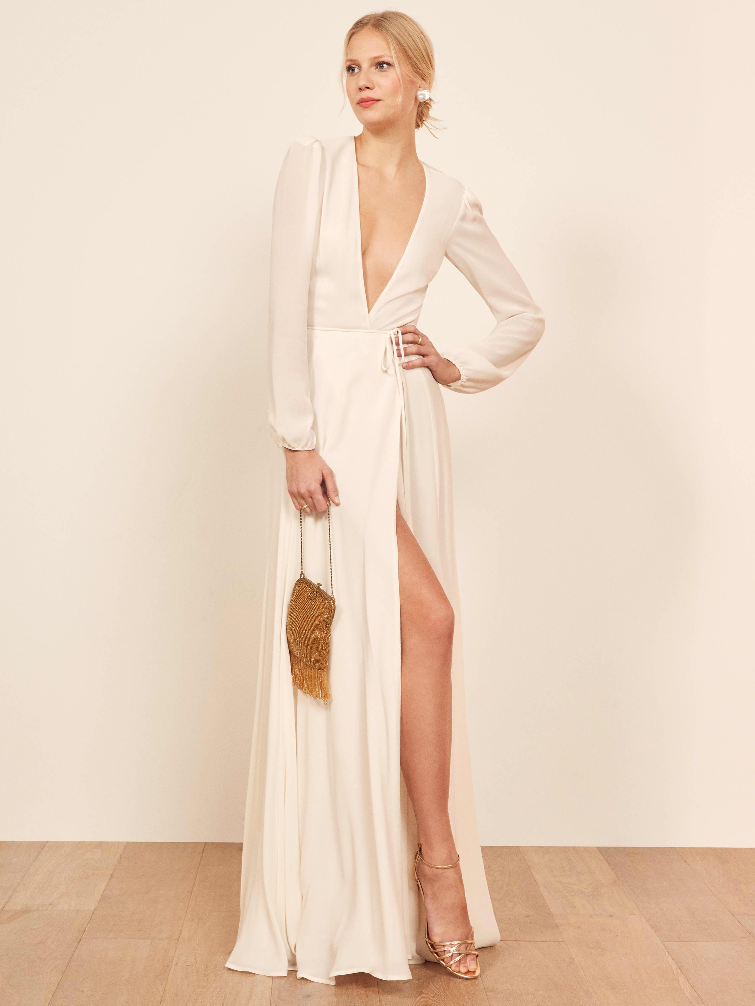 2fc65135475bb Weddings   Parties - Shop Party Dresses - Reformation