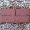 wet sandstone tiles