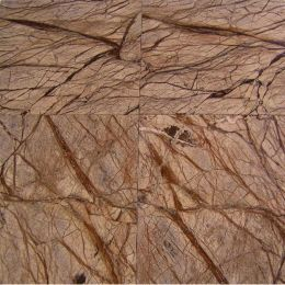 rainforest brown marble exporter