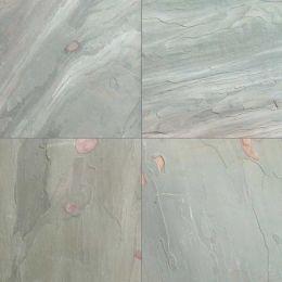 Multi pink slate tiles