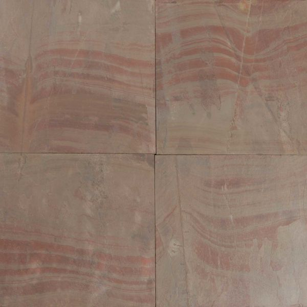 Pure pink tiles