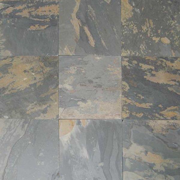 Black rustic slate