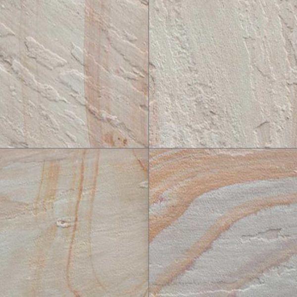 Desert Mint sandstone tiles