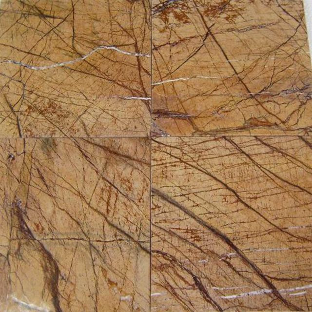 Rainforest golden tiles supplier