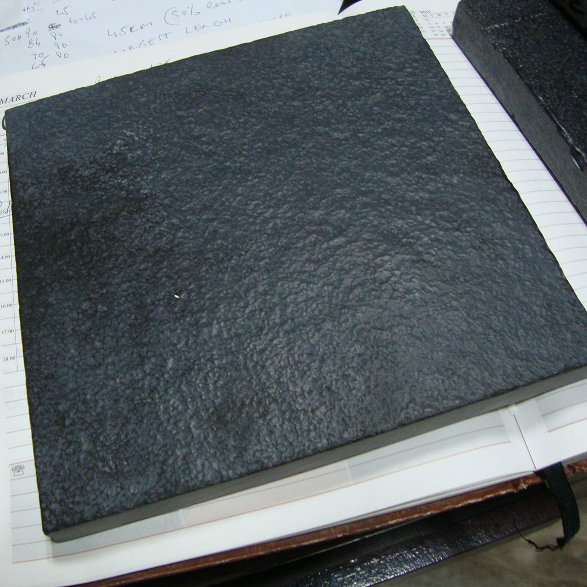 Lime black limestone slabs, tiles & countertops by Indian