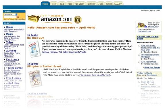 Amazon retro