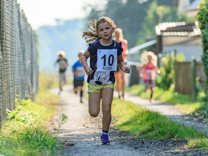 Běh okolo Hostěnic 2021 - 19. ročník