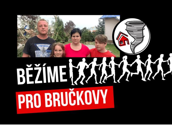 Běžíme pro Bručkovy z Moravské Nové Vsi