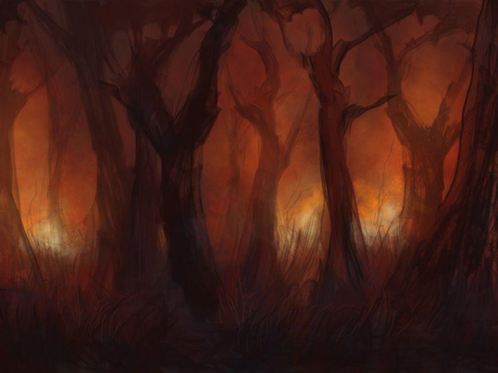 Pekelné lesy